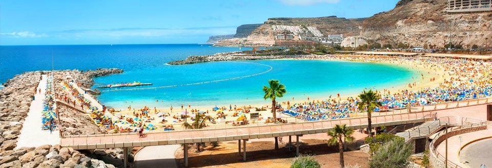 Gran Canaria med all inclusive
