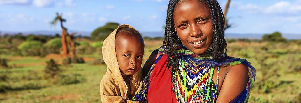 resa till etiopien